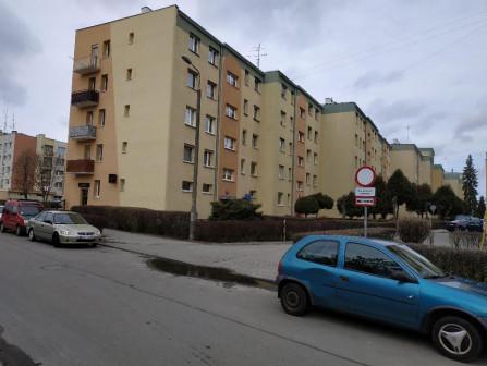 Mieszkanie 3-pokojowe Kluczbork, ul. Prusa