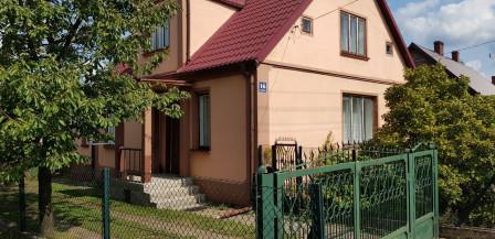 dom wolnostojący, 5 pokoi Hajnówka, ul. Leśna 16