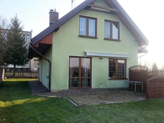 dom wolnostojący, 5 pokoi Rynarzewo
