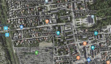 Mieszkanie 1-pokojowe Lubartów Centrum, ul. Klemensa Junoszy Szaniawskiego 66