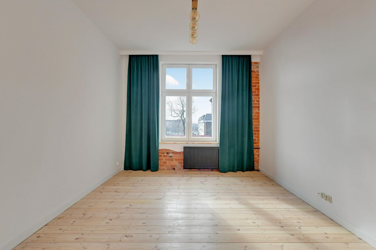 Mieszkanie 3-pokojowe Gdańsk Śródmieście, ul. Łąkowa 62