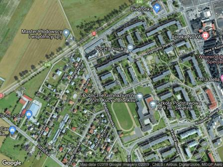 Mieszkanie 3-pokojowe Biała Podlaska, ul. Radziwiłłowska 7