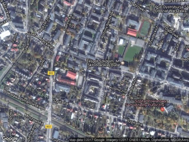 Mieszkanie 2-pokojowe Mińsk Mazowiecki, ul. 1 PLM Warszawa