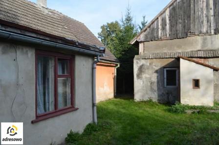 dom wolnostojący Mieszkowice