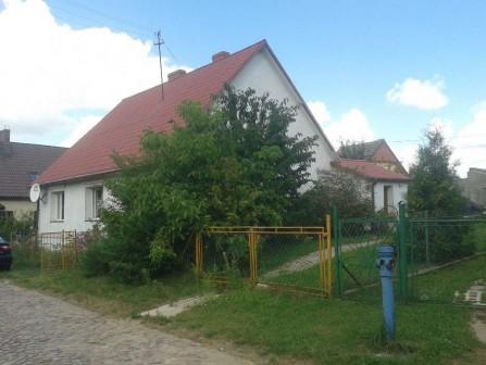 dom wolnostojący, 3 pokoje Wapnica