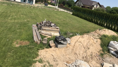 Działka budowlana Górna Wieś