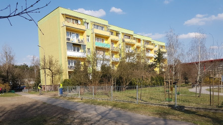 Mieszkanie 2-pokojowe Legionowo, ul. Zegrzyńska 39