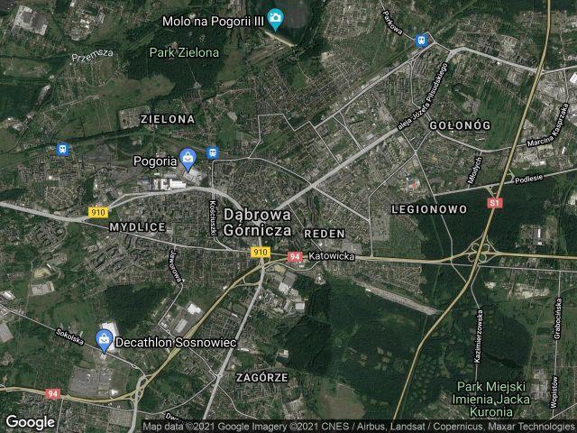 Mieszkanie 2-pokojowe Dąbrowa Górnicza, ul. 1 Maja