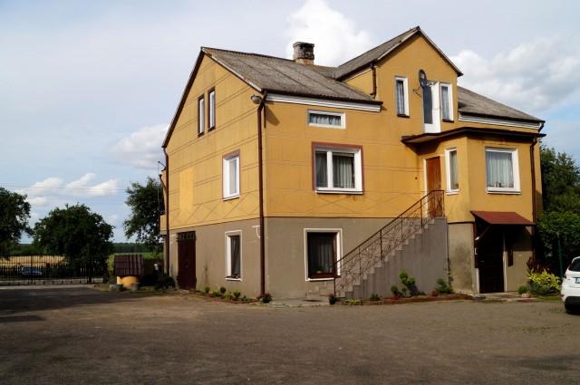 dom wolnostojący Paprotnia
