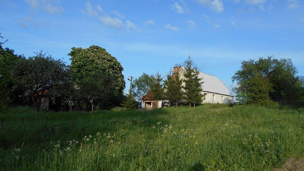 dom wolnostojący Olszewo Węgorzewskie