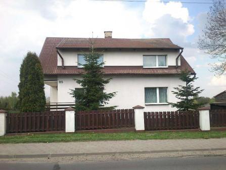 dom wolnostojący Płużnica