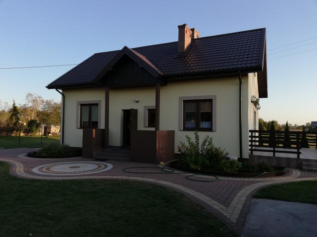 dom wolnostojący, 4 pokoje Różyce