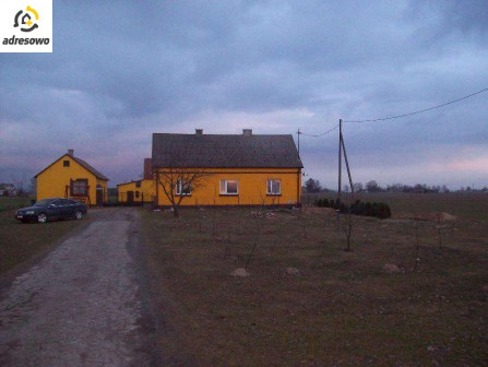 dom wolnostojący Siutkówek