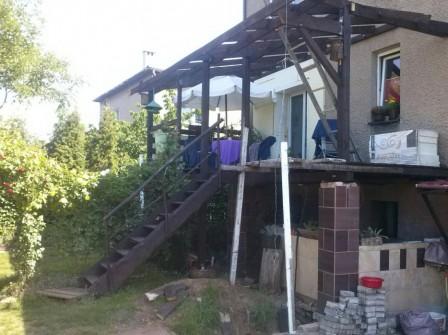 dom wolnostojący, 8 pokoi Jaworzno