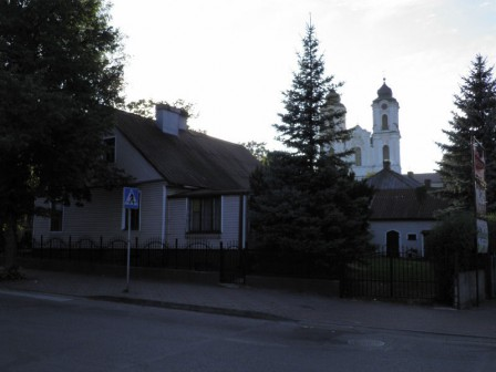 dom wolnostojący, 7 pokoi Sejny, pl. św. Agaty
