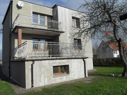 dom wolnostojący, 5 pokoi Wrocław Fabryczna, ul. Jarnołtowska 52