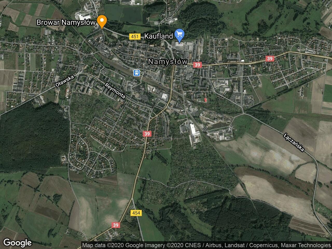 Mieszkanie 2-pokojowe Namysłów, ul. Sejmowa