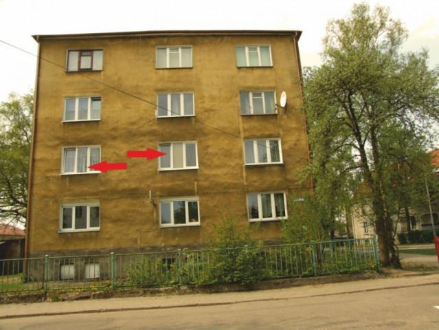 Mieszkanie 3-pokojowe Białogard, ul. Chopina