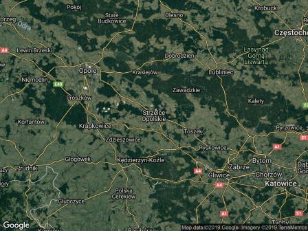 Mieszkanie 2-pokojowe Strzelce Opolskie Adamowice, ul. Krakowska