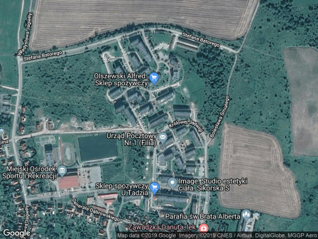 Mieszkanie 4-pokojowe Kętrzyn, ul. Królowej Jadwigi 10