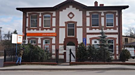 dom wolnostojący, 4 pokoje Gruczno, ul. Wojska Polskiego 27