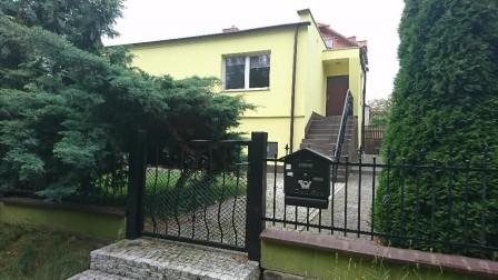 dom wolnostojący, 7 pokoi Zielona Góra Jędrzychów, ul. Jagodowa