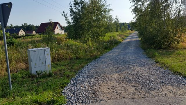 Działka budowlana Kotowice, ul. Leśna