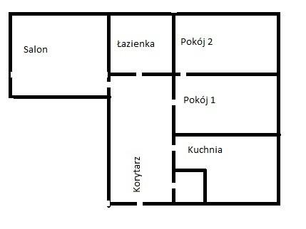 Mieszkanie 3-pokojowe Oświęcim, ul. Leopolda Staffa