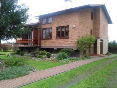 dom wolnostojący Szczerców