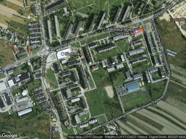 Mieszkanie 2-pokojowe Radomsko, ul. Jagiellońska 18A