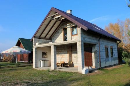 dom wolnostojący, 4 pokoje Skrzynki