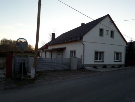dom wolnostojący, 4 pokoje Nowa Wieś Głubczycka