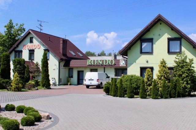 Hotel/pensjonat Obłaczkowo