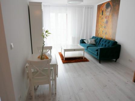 Mieszkanie 2-pokojowe Katowice Dolina Trzech Stawów, ul. Francuska