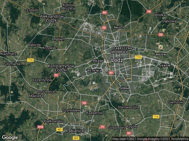 Mieszkanie 3-pokojowe Łódź Retkinia