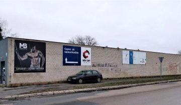 Hala/magazyn Lublin Bursaki, ul. Mariana Rapackiego. Zdjęcie 1