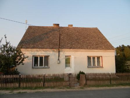 dom wolnostojący Okoninek