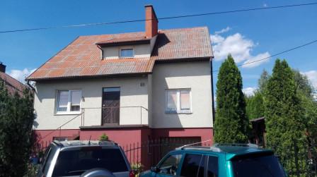 dom wolnostojący, 6 pokoi Ostrowiec Świętokrzyski Kolonia Robotnicza, ul. Cisowa 18