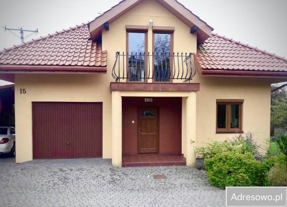 dom wolnostojący Sanok Dąbrówka Polska, ul. Jana Kasprowicza