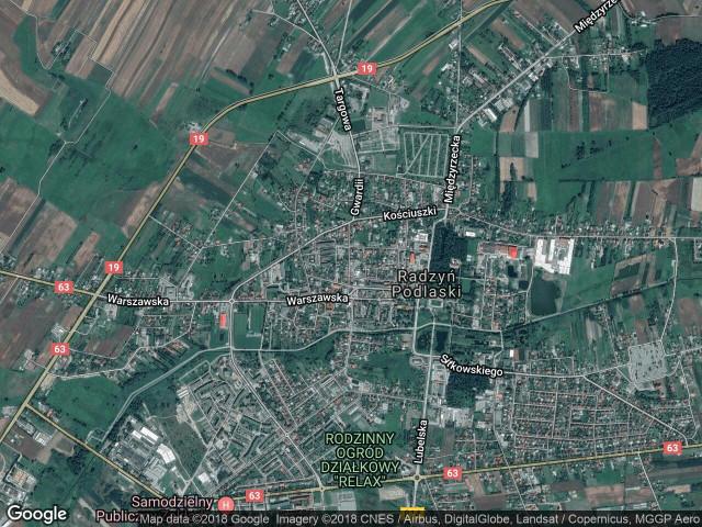 Mieszkanie 3-pokojowe Radzyń Podlaski, os. Bulwary