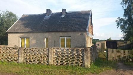 dom wolnostojący Laskownica, Laskownica