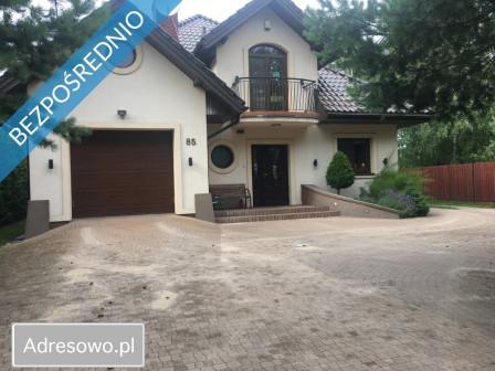 dom wolnostojący, 5 pokoi Grabówka, szosa Baranowicka 85