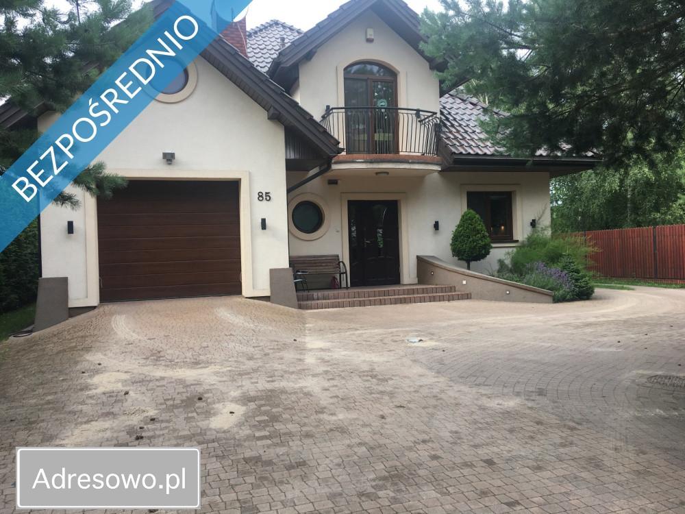 dom wolnostojący, 5 pokoi Białystok