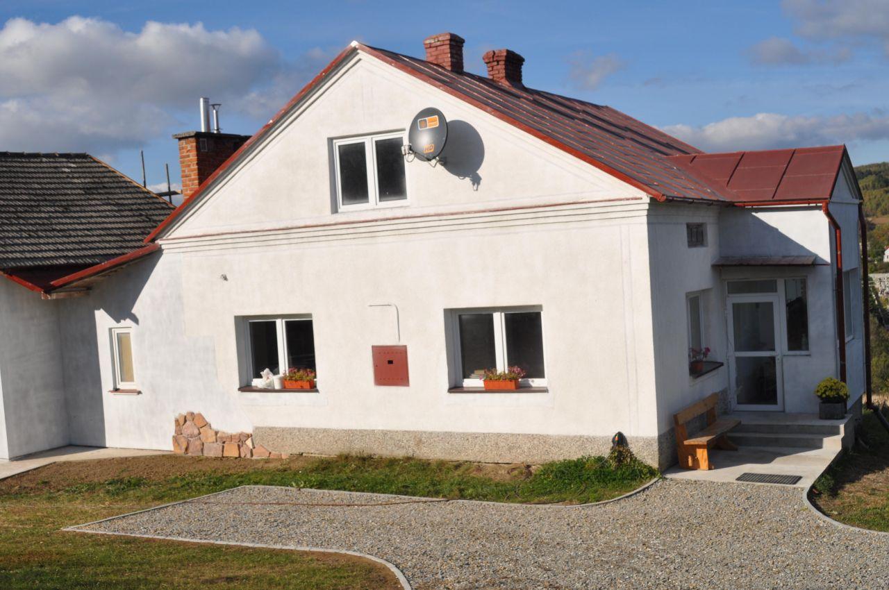 dom wolnostojący, 3 pokoje Barycz, Barycz