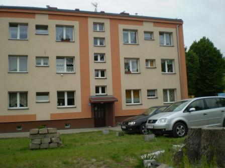 Mieszkanie 1-pokojowe Gubin, ul. Marszałka Żymierskiego 38