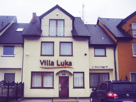 hotel/pensjonat, 10 pokoi Łeba, ul. Władysława Grabskiego 49