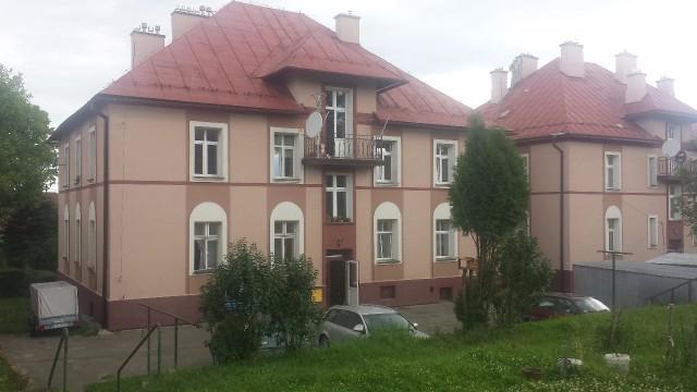 Mieszkanie 2-pokojowe Sanok Czerkiesy, ul. Konarskiego 31