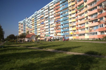 Mieszkanie 2-pokojowe Gdańsk Nowy Port, ul. Wyzwolenia 51C