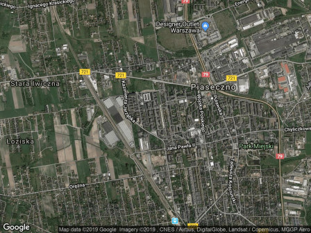 Mieszkanie 2-pokojowe Piaseczno, ul. Albatrosów