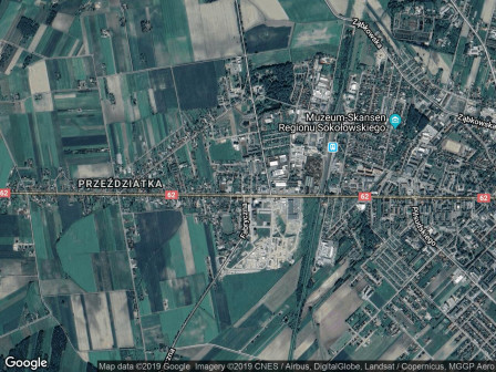 Mieszkanie 1-pokojowe Sokołów Podlaski, ul. Węgrowska
